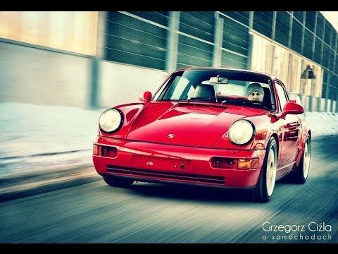 Porsche 911 (964) vicious exhaust sound!