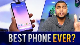 Pixel 3 // iPhone XS Owners Should Be Worried.