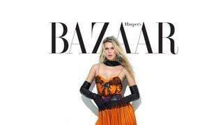 Keith Richards daughter Alexandra Richards Interview by Benjamin Kanarek for Harper's BAZAAR