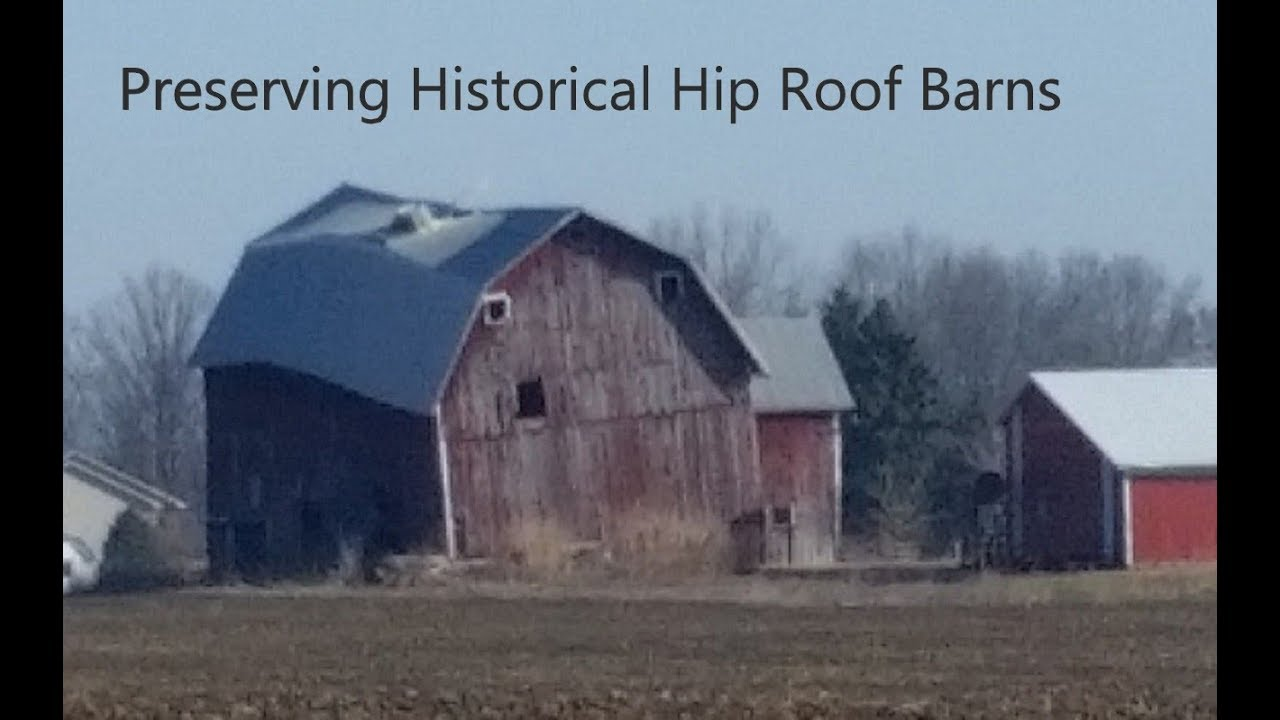 Keeping Up The Old Barn Roof Repairs Youtube