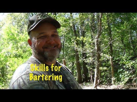 Whittle Talk (Skills for Bartering)
