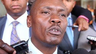 William Kabogo reaction on the shambolic Jubilee nominations and the way forward