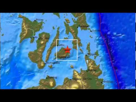 M 7.2 EARTHQUAKE - BOHOL, PHILIPPINES Oct 15, 2013
