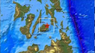 m 7 2 earthquake bohol philippines oct 15 2013