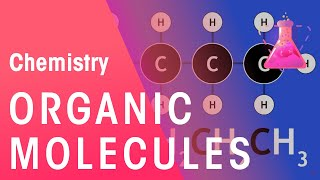Formula of Organic Molecules | The Chemistry Journey | The Fuse School