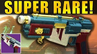 Destiny 2: SUPER RARE Nightfall Hand Cannon! | March Update Nightfall Guide