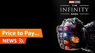 Avengers Infinity Saga Box Set Confirmed & Price Expectation