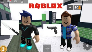 I did justice two times!!!! (ROBLOX)-John Paul
