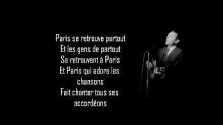 Francis Lemarque - Paris se Regarde [subtitled]
