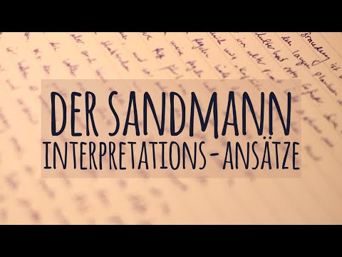 Der Sandmann | Interpretationen | E.T.A. Hoffmann from YouTube · Duration:  4 minutes 2 seconds
