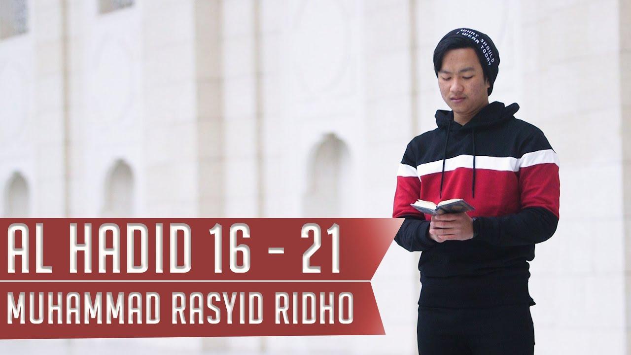 GOES TO TURKEY 2 || SURAT AL HADID 16 - 21 || MUHAMMAD RASYID RIDHO