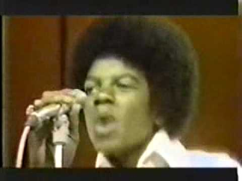 Breakdance - Jackson 5 - Dancing Machine (Michael does ROBOT) - Soul Train 1973