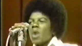 Breakdance - Jackson 5 - Dancing Machine (Michael does ROBOT) - Soul Train 1973
