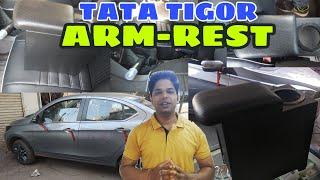 || Tata Tigor || Arm rest ||