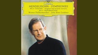 "Mendelssohn: Symphony No.4 in A, Op.90 - ""Italian"" - revised version (1834) - 4. Saltarello...."