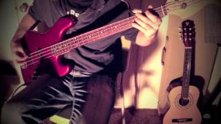 Nirvana - Scoff (Bass Cover)