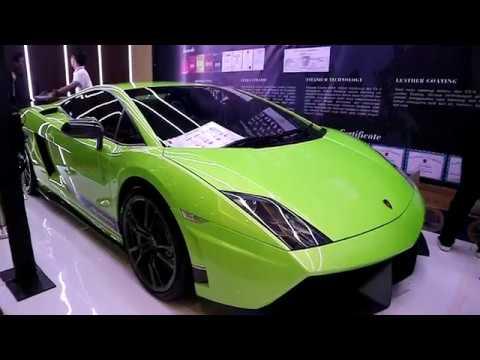 Lamborghini Gallardo Lp 570 4 Superleggera Youtube