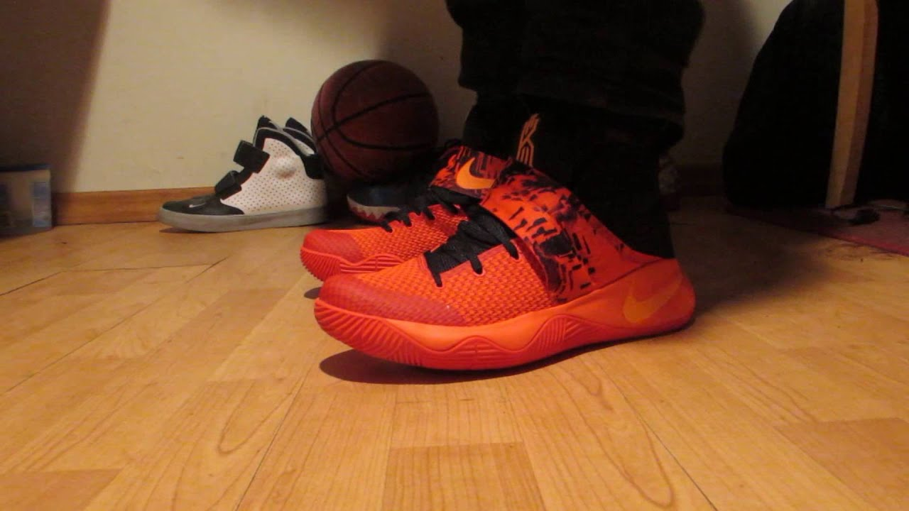 new arrivals 287ba f8ab2 Nike Kyrie 2  Inferno