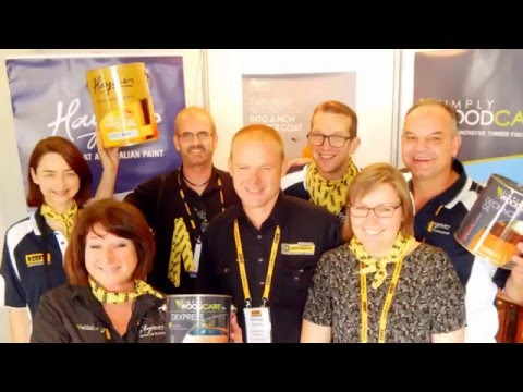 HCN.NEWS | Haymes Paint at HBT National Conference 2016