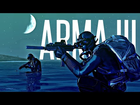 PVP DIVER SABOTAGE! - ArmA 3 Special Operations PVP Gamemode