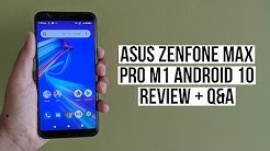 Asus Zenfone Max Pro M1 Android 10 Beta 2 Review, Your Questions Answered! 😍
