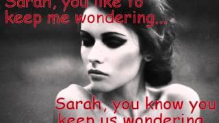 Ricky Hil - Sarah