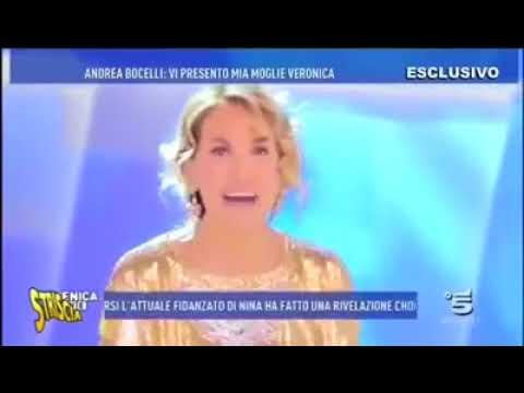 Gaffe Di Barbara D'Urso Contro Andrea Bocelli