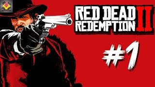 🔥Red Dead Redemption 2 PS4 LIVE STREAM Part 1 🔥TheGebs24