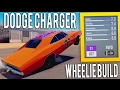 Forza Horizon 3 1969 Dodge charger r/t Wheelie build + tune