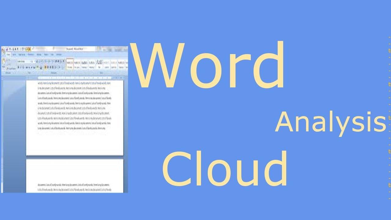 microsoft word cloud
