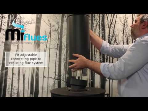 Mi Flues How to Connect Flue Pipe 2