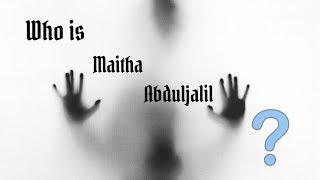 من هي ميثاء عبدالجليل، أهلي، عائلتي، وظيفتي، أولادي، جنسيتي - This is Who I am - Maitha Abduljalil