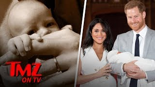 Meghan Markle & Prince Harry's Son, Archie, Is Cute As Hell | TMZ TV