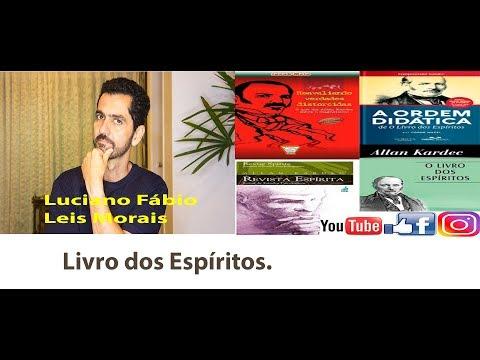 Das Leis Morais - parte I - Palestra de Luciano Fábio