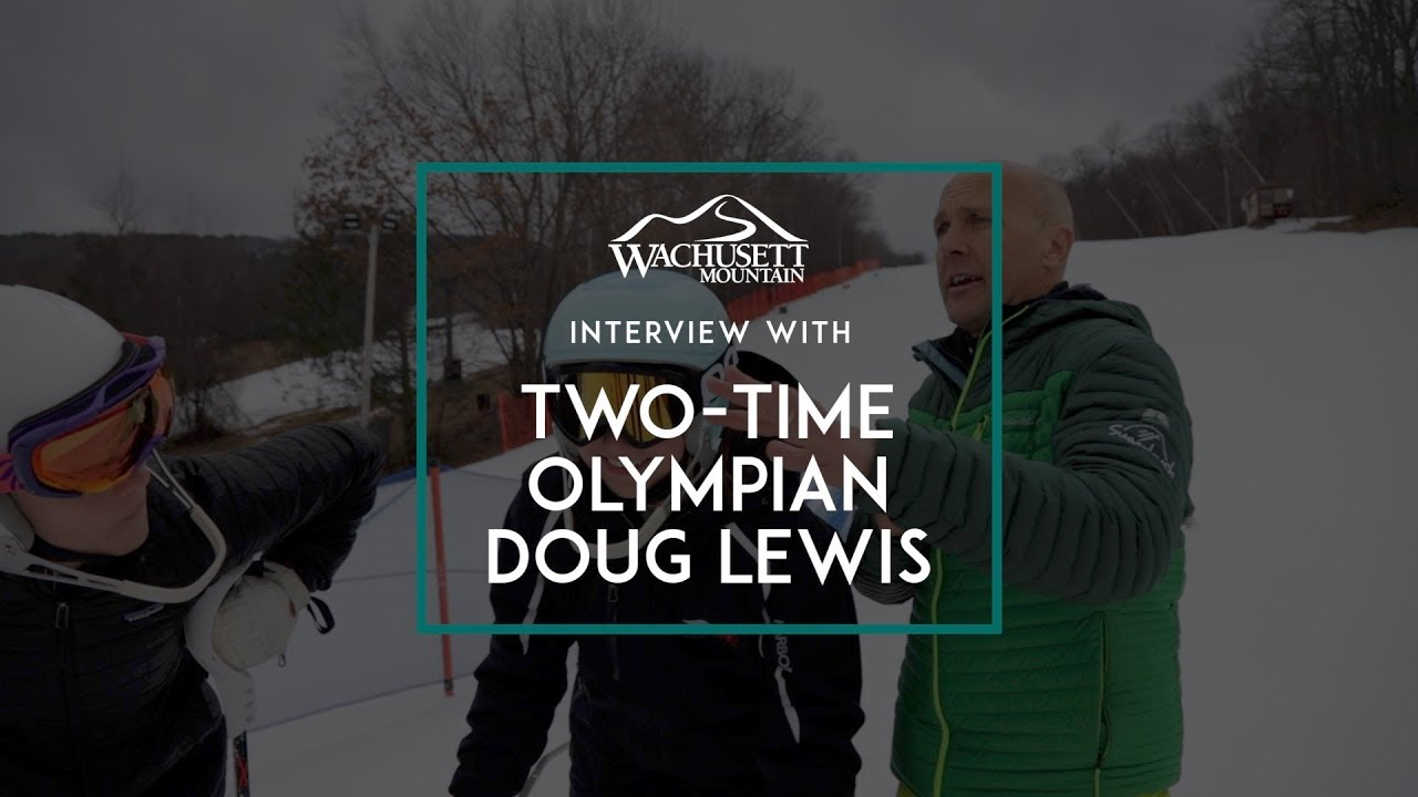 Interview with Two-Time Olympian Doug Lewis
