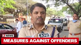 Pune: Police Enforce Stringent Measures Against lockdown Offenders, 180 Checkpoints Set Up In City