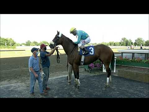 video thumbnail for MONMOUTH PARK 07-25-20 RACE 12