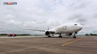 """وجهات جديدة لـ""""طيران الإمارات"""""""