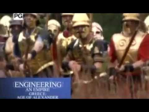 Engineering an Empire (Greece Age of Alexander the Great) 4/5