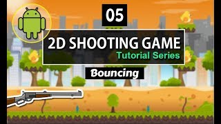 Unity 2d shooting game tutorial (hindi | urdu) [part 5]