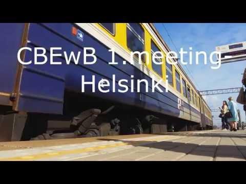 CBEwB 1. Meeting - Helsinki