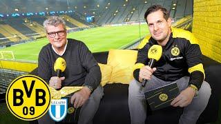 Anstoß - Die WarmUp-Show | BVB – Lazio Rom