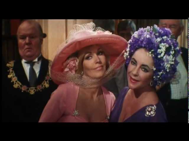 The Mirror Crack'd (1980) Movie Trailer - Elizabeth Taylor, Rock Hudson & Angela Lansbury