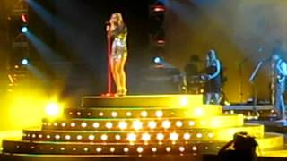 Carrie Underwood - Before He Cheats (Clip) - East Lansing, MI 4/14/10
