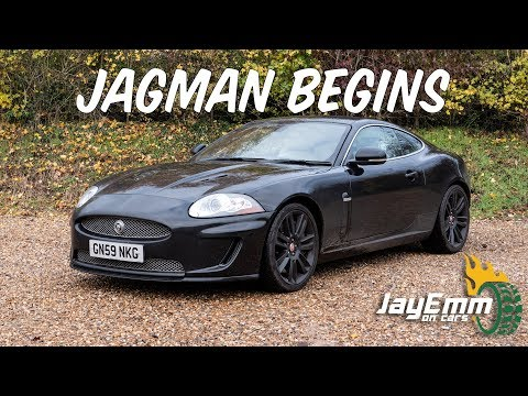 Is The Jaguar XKR Really As Good As An Aston Martin V8 Vantage... For Less?