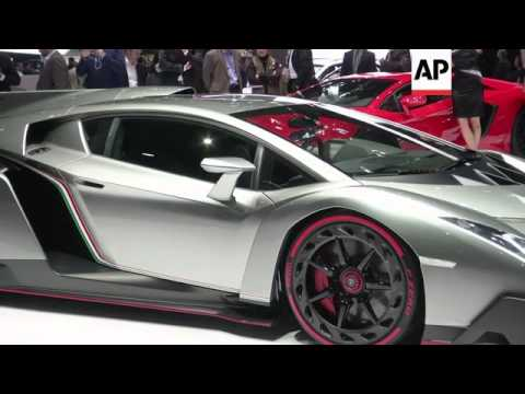 Owners Of Ultra Exclusive Lamborghini Veneno Explain Its Appeal