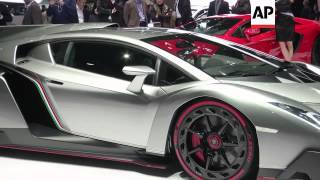 Owners of ultra exclusive Lamborghini Veneno explain its appeal