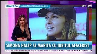 Simona Halep se mărită cu iubitul afacerist. Campioana va face pasul cel mare anul viitor
