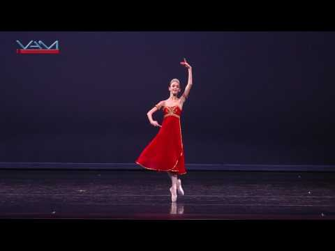 Annabel Pickering Variation from La Bayadere YAGP 2017 Phoenix 1st place Classical Senior Division