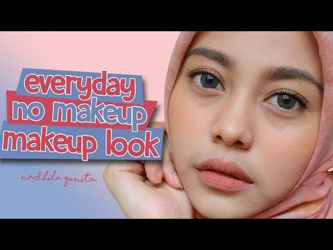 No Makeup Makeup Look, Simple Natural Makeup Tutorial